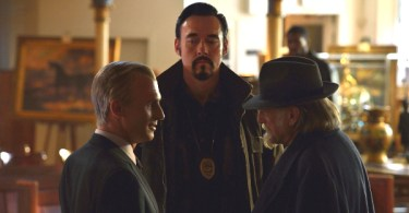 Kevin Durand, David Bradley, Richard Sammel The Strain