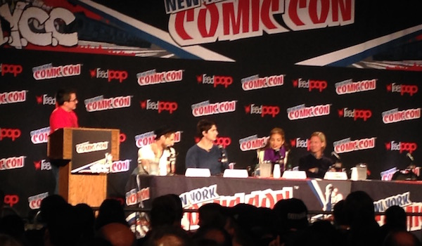 Legends of Tomorrow NYCC 2015
