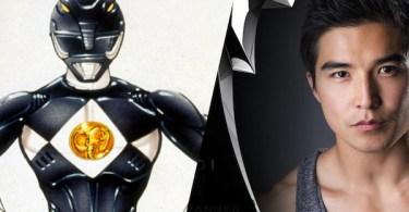 Ludi Lin Black Power Ranger