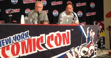 Marvel Animation Panel NYCC