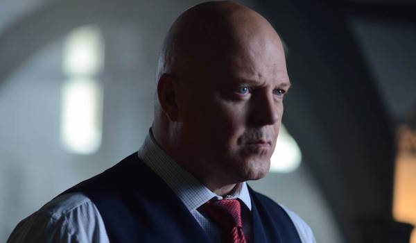Michael Chiklis Gotham Strike Force