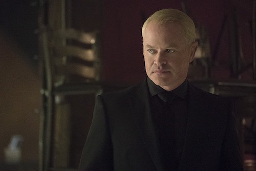 Neal McDonough Arrow The Candidate