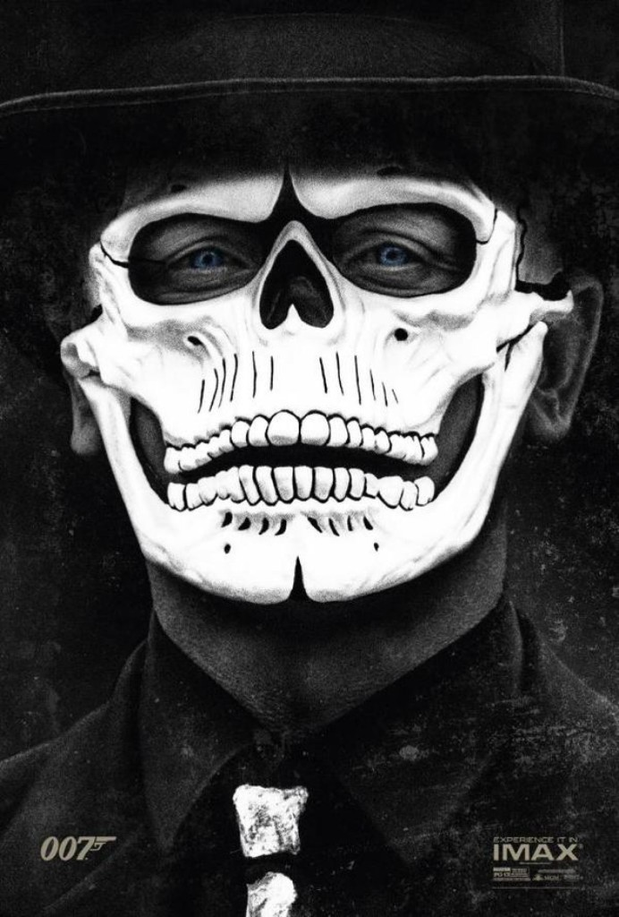 Spectre Imax Poster