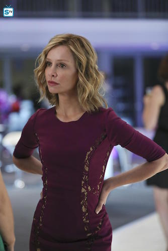 Supergirl Fight or Flight Calista Flockhart