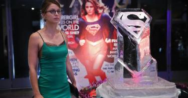 Supergirl Fight or Flight Melissa Benoist