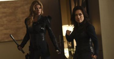 Adrianne Palicki Ming-Na Wen Agents of SHIELD Among Us Hide...
