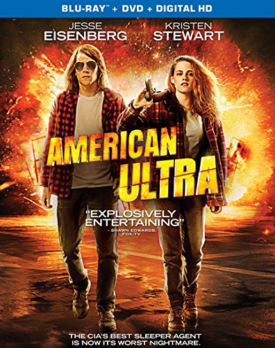 American Ultra Bluray