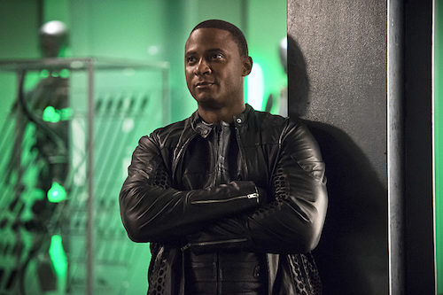 David Ramsey The Flash Legends of Today