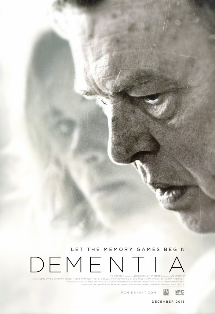 Dementia Movie Posters