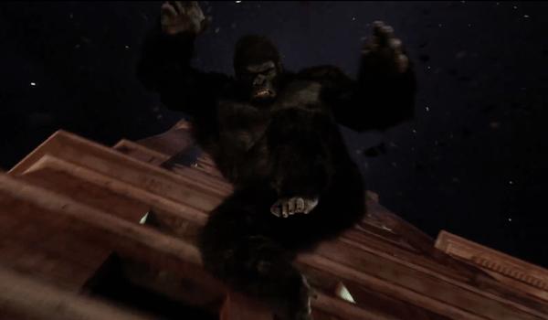 Gorilla Grodd The Flash Gorilla Warfare