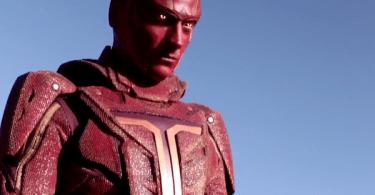 Ido Goldberg Supergirl Red Faced Trailer