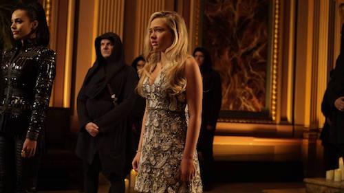 Jessica Lucas Natalie Alyn Lind Gotham Worse Than a Crime