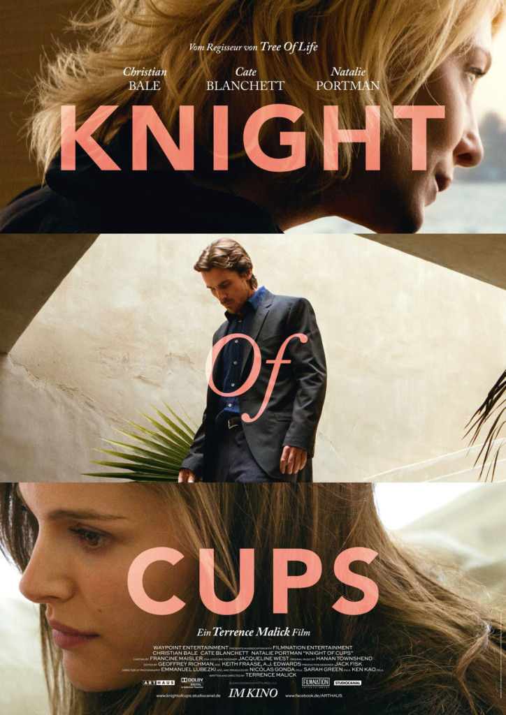 Knight of Cups Movie Poster