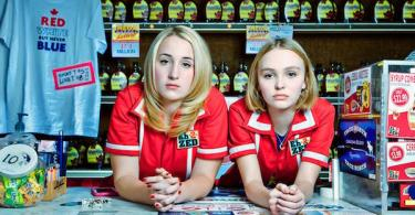 Lily-Rose Depp Harley Quinn Smith Yoga Hosers