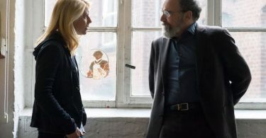 Mandy Patinkin Claire Danes Homeland The Litvinov Ruse