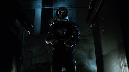 Nathan Darrow Mr. Freeze Gotham