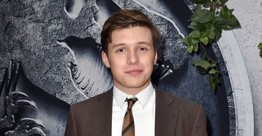 Nick Robinson Jurassic World Premiere