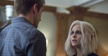 Robert Buckley Rose McIver iZombie Love and Basketball