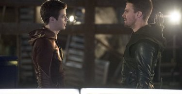 The Flash Arrow 2014 Crossover