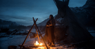 The Revenant New Set Photos