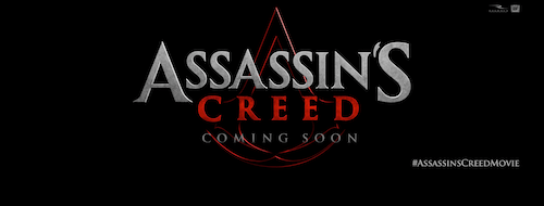 Assassin's Creed Film Banner