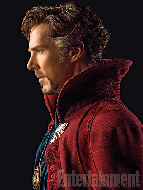 Benedict Cumberbatch Doctor Strange Entertainment Weekly