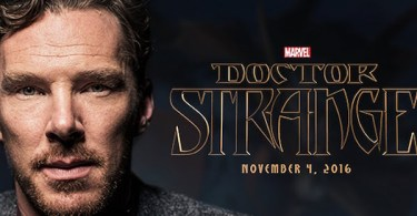 Benedict Cumberbatch Doctor Strange Logo
