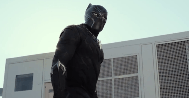Black Panther Captain America Civil War