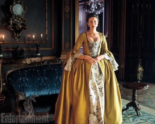 Caitriona Balfe Outlander Season 2