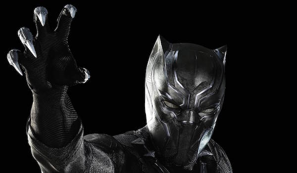 Chadwick Boseman Black Panther Captain America: Civil War