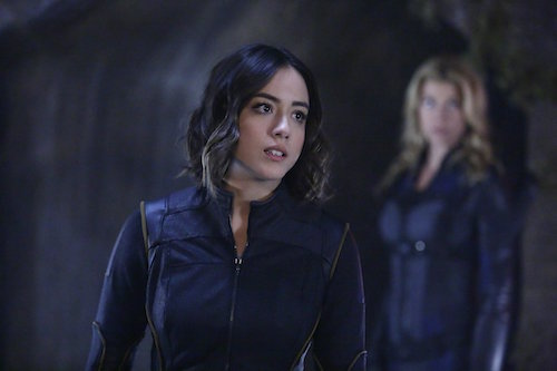 Chloe Bennet Agents of SHIELD Maveth