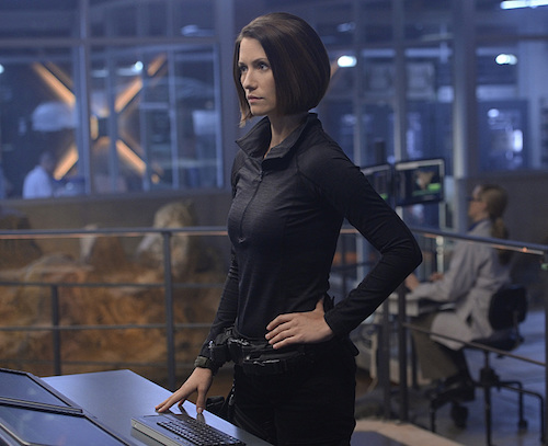 Chyler Leigh Supergirl Blood Bonds