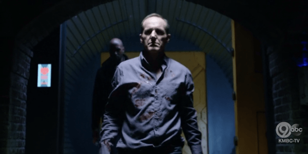 Clark Gregg Agents of S.H.I.E.L.D. Closure