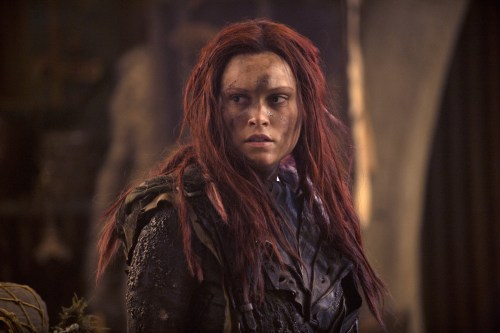 Eliza Taylor The 100 Wanheda Part 1