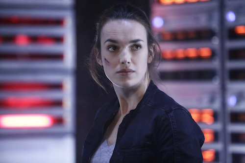 Elizabeth Henstridge Agents of SHIELD Maveth