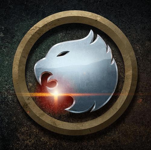 Hawkman Hawkgirl Logo Legends of Tomorrow
