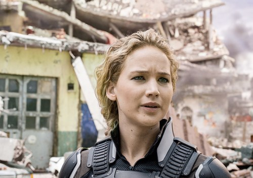 Jennifer Lawrence X-Men: Apocalypse