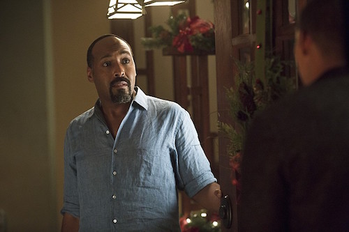 Jesse L. Martin Keiynan Lonsdale The Flash Running to Stand Still