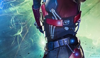 Legends of Tomorrow Poster Brandon Routh