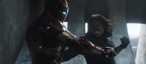 Robert Downey Jr. Sebastian Stan Captain America: Civil War