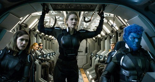 Rose Byrne Jennifer Lawrence Nicholas Hoult X-Men: Apocalypse