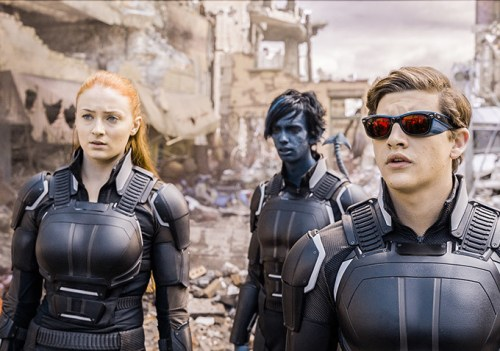 Sophie Turner Tye Sheridan Kodi Smit McPhee X-Men: Apocalypse X-Men: Apocalypse
