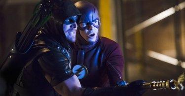 THE FLASH: Season 1, Episode 8: Flash vs  Arrow TV Show