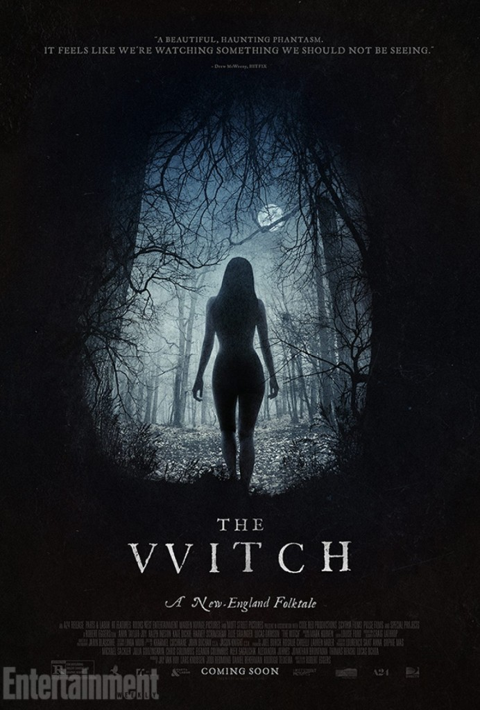 The Witch Movie Poster 3