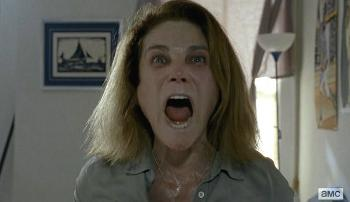 Tovah Feldshuh The Walking Dead Start to Finish