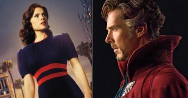 Agent Carter Doctor Strange