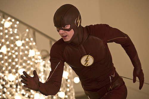 Grant Gustin Potential Energy The Flash