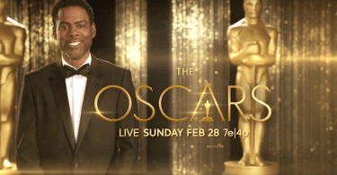 Chris Rosk The Oscars Logo