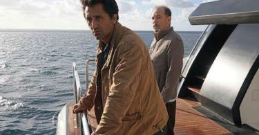 Cliff Curtis Ruben Blades Fear The Walking Dead Season Two