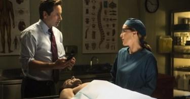 David Duchovny Gillian Anderson The X Files